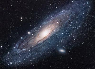 Découverte d'une exoplanète dans la galaxie d'Andromède