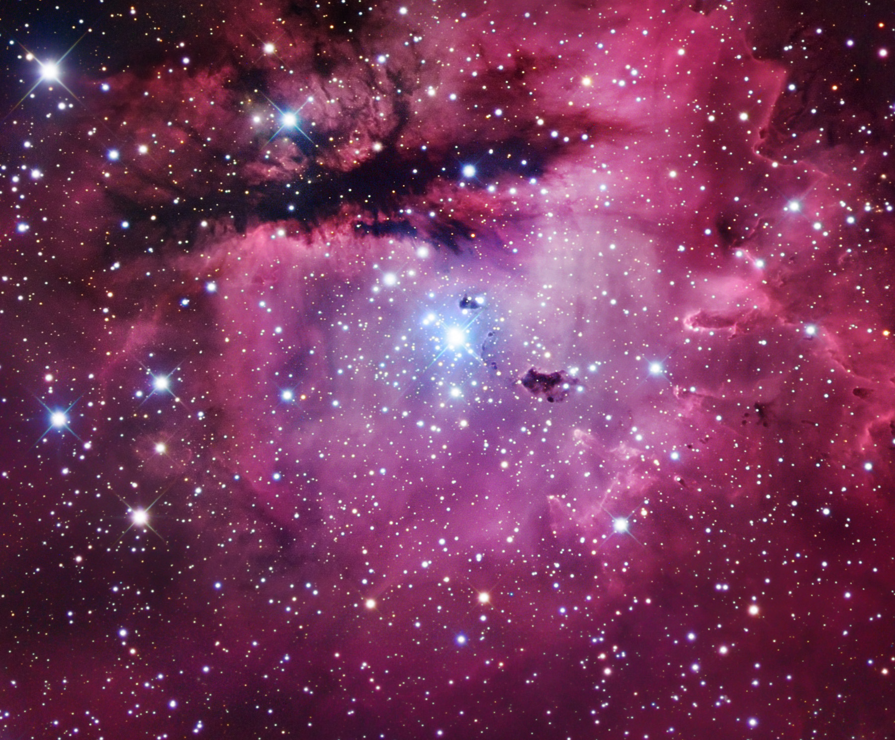 Pink Nebula Tumblr (page 2) - Pics about space