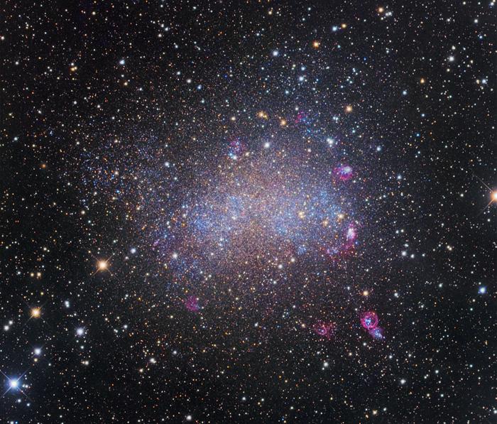 Barnard >> NGC6822